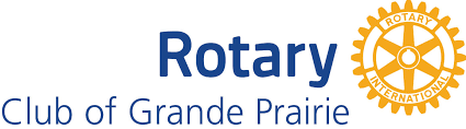 Thank you Rotary Club of Grande Prairie for your sponsorship of the plaques for our Striving for Excellence Dinner!